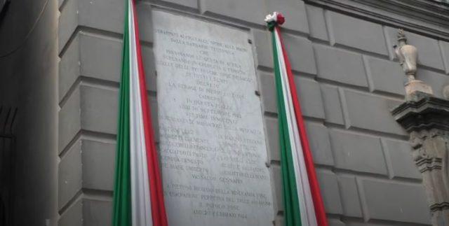 77° anniversario 13 Martiri città di Giugliano in Campania