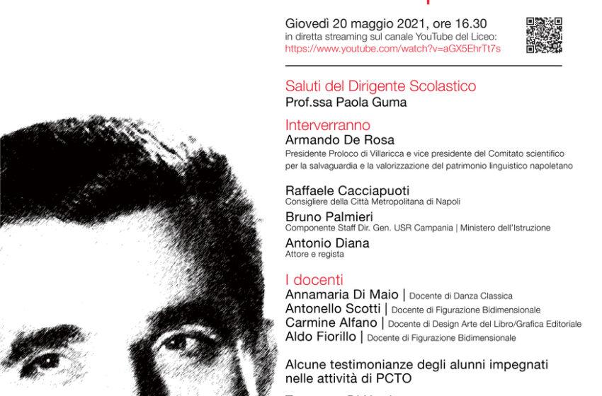 """3° Incontro live """"Sergio Bruni e la canzone napoletana"""""""