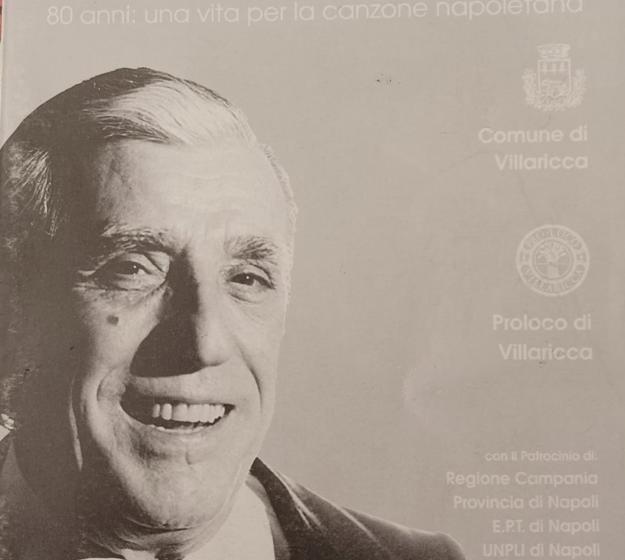 I' M'Arricordo 'e Te – La Pro Loco di Villaricca per il Centenario della nascita di Sergio Bruni